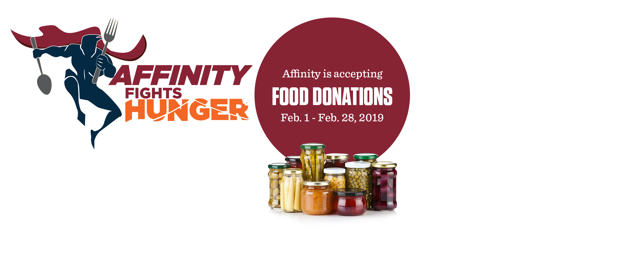 Affinity Fights Hunger
