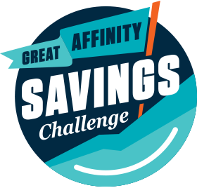 Affinity Great Savings Challenge