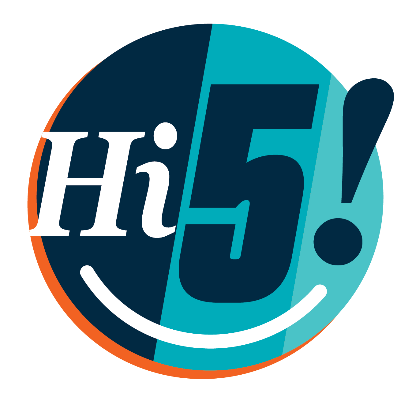 Hi 5 Badge