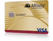 Affinity Federal Credit Union Classic Credit Card