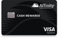 Affinity Federal Credit Union Signature Credit Card