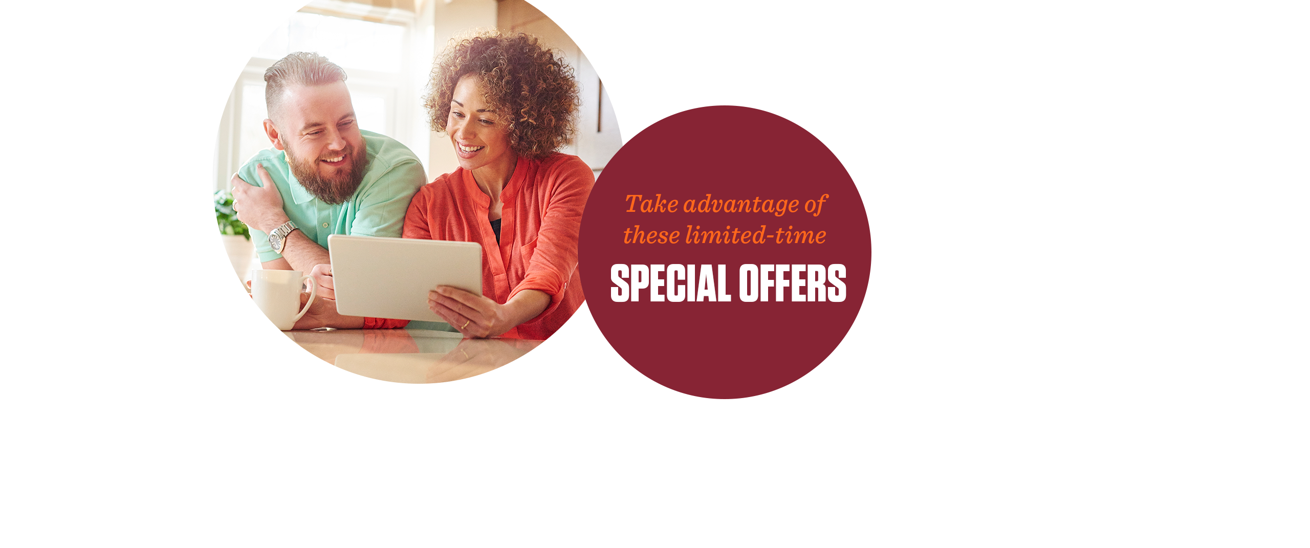affinity special offers