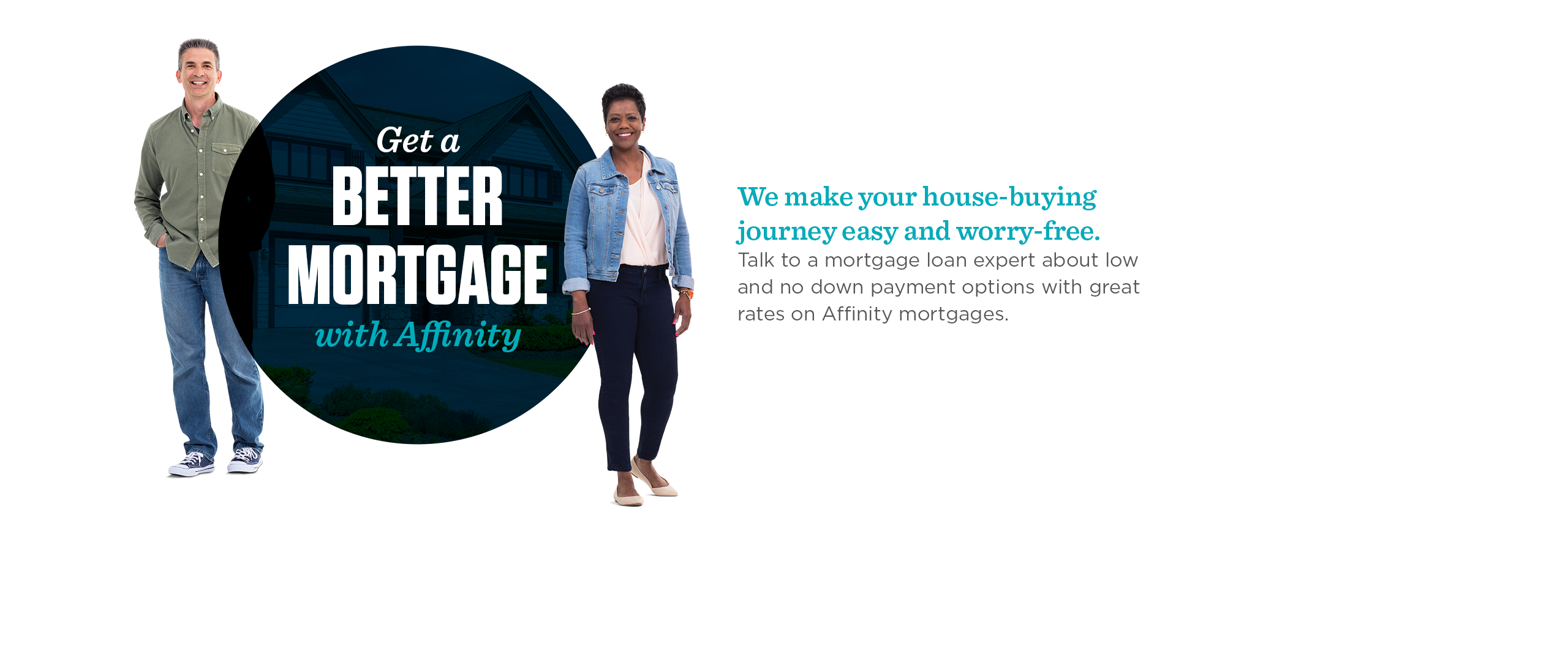 Mortgage Homepage Banner