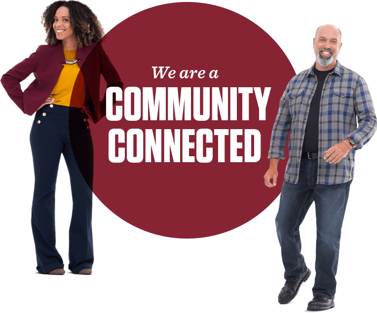 We are a Community Connected
